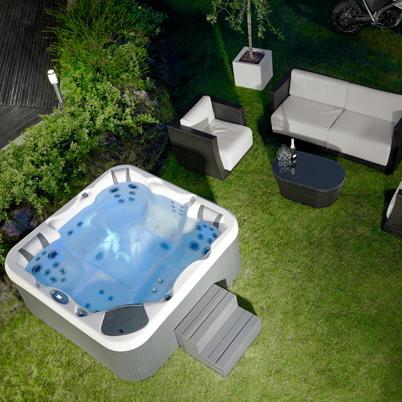 Vasche idromassaggio per spa termosifoni in ghisa scheda tecnica - Vasca idro da esterno ...